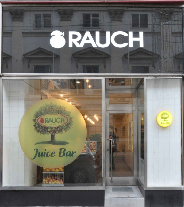 Rauch Bar Herrengasse